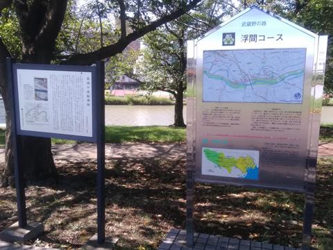 武蔵野の路 11.浮間コース