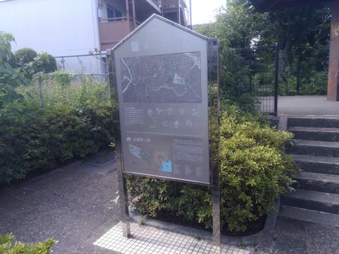 武蔵野の路 12.舎人コース