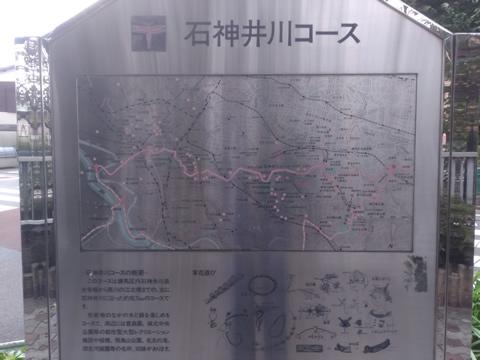 武蔵野の路 19.石神井川コース