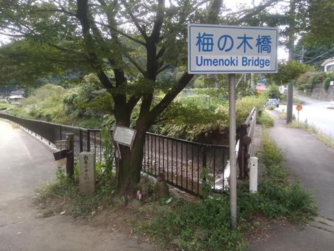 武蔵野の路 20.梅の木平コース