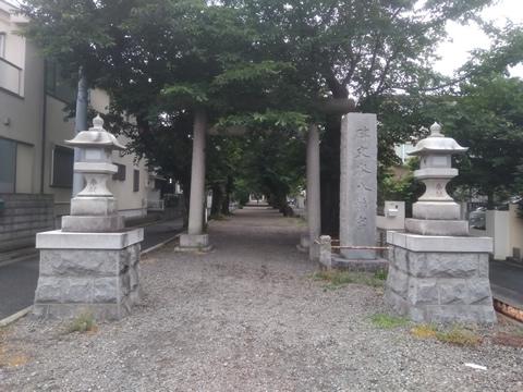 歴史と文化の散歩道 12.目黒田園調布コース