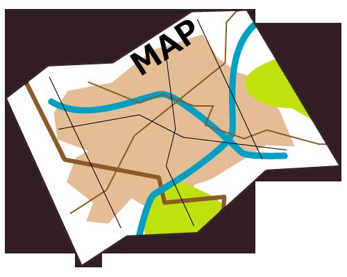 謎解き地図ロゴ